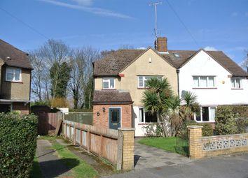 Thumbnail 3 bedroom property for sale in Greenlands Road, Weybridge
