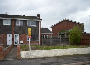 Thumbnail 3 bed property for sale in Pelican Close, Weston-Super-Mare