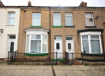 Thumbnail 3 bedroom terraced house for sale in Westmoreland Street, Darlington