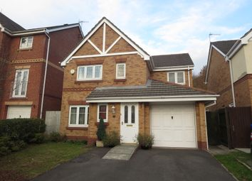 Thumbnail 4 bed detached house for sale in Pennyfields Avenue, Westport Lake, Burslem