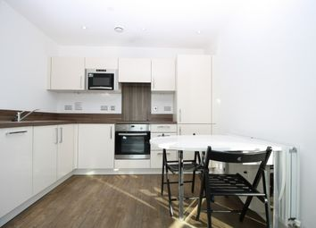 Thumbnail 1 bed flat to rent in Agnes George Walk, Royal Docks, London