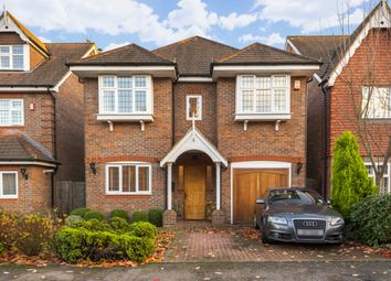 Thumbnail 4 bed detached house for sale in Julius Caesar Way, Stanmore