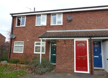 Thumbnail 2 bedroom flat for sale in St. Francis Close, Burton-On-Trent
