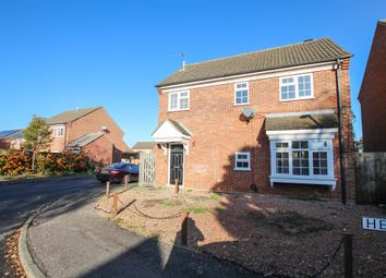 Thumbnail 3 bed detached house for sale in Headington Drive, Cherry Hinton, Cambridge