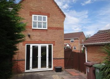 Thumbnail 2 bedroom semi-detached house for sale in Siskin Close, Newton-Le-Willows, Merseyside