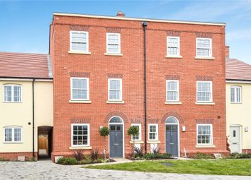 Thumbnail 4 bed terraced house for sale in Station Approach, Station Road, Whitchurch
