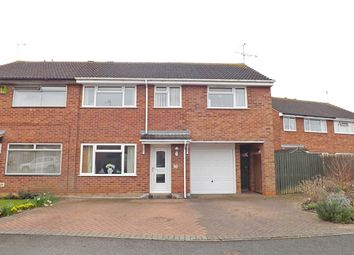 Thumbnail 4 bed semi-detached house for sale in Laurel Avenue, Evesham