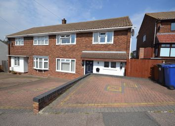 Thumbnail 5 bed semi-detached house for sale in Patricia Drive, High Road, Fobbing, Stanford-Le-Hope