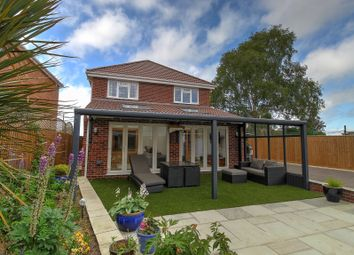 Thumbnail 4 bed detached house for sale in Mudford Road, Yeovil