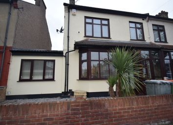 Thumbnail 4 bed end terrace house for sale in Sandford Road, East Ham, London
