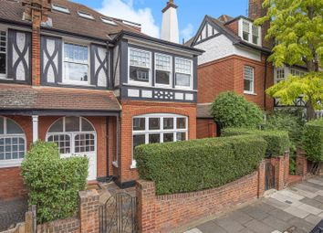 Thumbnail 5 bed semi-detached house for sale in Blenheim Road, London