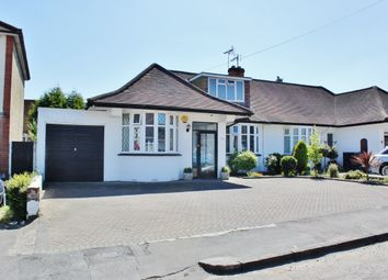 Thumbnail 4 bed semi-detached bungalow to rent in Lilian Gardens, Woodford Green