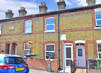 Thumbnail 3 bed terraced house for sale in Cross Street, Maidstone, Kent