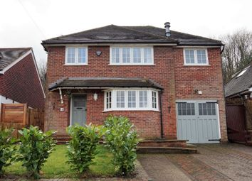 Thumbnail 5 bed detached house for sale in Birtley Rise, Guildford