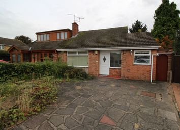 Thumbnail 2 bed bungalow for sale in Sharratt Road, Bedworth