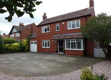 Thumbnail 4 bed detached house for sale in Ainderby Road, Northallerton