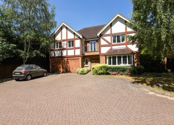 Thumbnail 5 bed detached house for sale in Snows Paddock, Windlesham GU20,