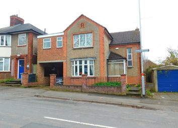 Thumbnail 4 bedroom detached house for sale in Commercial Road, Kettering