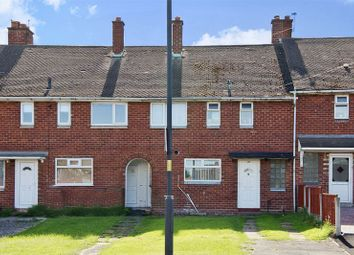 Thumbnail 3 bedroom terraced house for sale in Cresswell Crescent, Bloxwich, Walsall