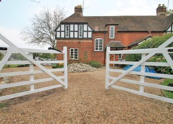 Thumbnail 3 bed semi-detached house to rent in Butterfield Cottages, Aldenham Road, Elstree