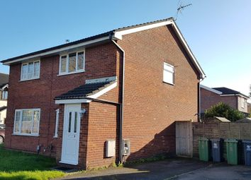 Thumbnail 2 bed semi-detached house to rent in Craiglee Drive, Cardiff