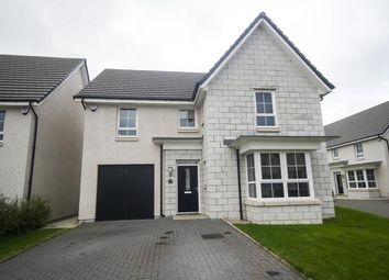 Thumbnail 4 bed detached house to rent in Garthdee Farm Gardens, Aberdeen