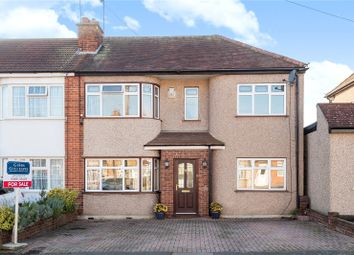 Thumbnail 4 bed end terrace house for sale in Beverley Road, Ruislip, Middlesex