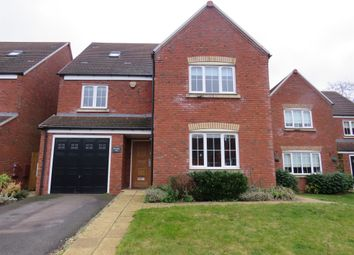 Thumbnail 5 bed detached house for sale in The Paddock, Curdworth, Sutton Coldfield