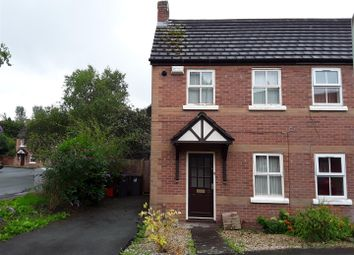 Thumbnail 2 bedroom semi-detached house for sale in Chainmakers Gate, Aqueduct, Telford