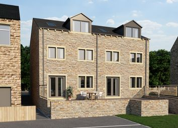 Thumbnail 3 bed semi-detached house for sale in Empire Works, Howgate Road, Slaithwaite