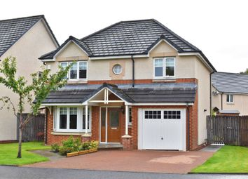 Thumbnail 4 bed detached house for sale in 12 Almora Drive, Dumbarton