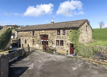 4 bed semi-detached house for sale in Cackleshaw, Oakworth, Keighley, West Yorkshire BD22