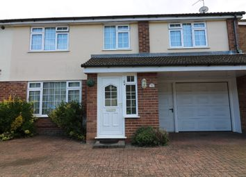 Thumbnail 4 bed semi-detached house to rent in Riversdale Road, Ashford