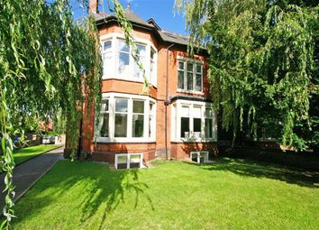 Thumbnail 1 bedroom flat for sale in Barlow Moor Road, West Didsbury, Manchester
