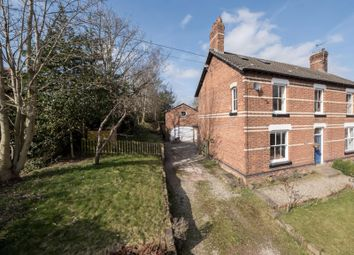 Thumbnail 3 bed property for sale in Chester Road, Kelsall, Tarporley