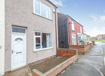 Thumbnail 2 bed terraced house to rent in Meadow Street, Dinnington, Sheffield
