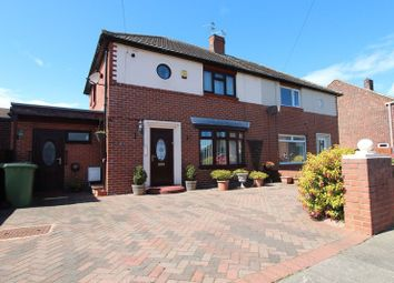 Thumbnail 2 bedroom semi-detached house for sale in Birch Avenue, Whitburn, Sunderland