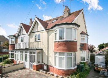 Thumbnail 3 bed maisonette for sale in Kensington Avenue, Old Colwyn, Colwyn Bay, Conwy