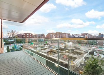 Thumbnail 2 bed flat for sale in Pinto Tower Apartments, Wandsworth Road, London