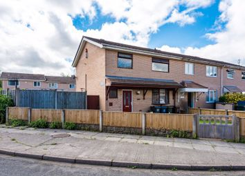 Thumbnail 3 bed end terrace house for sale in Melbreck, Skelmersdale