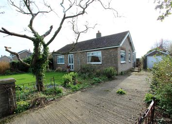 Thumbnail 2 bed detached bungalow for sale in Wragholme Road, Grainthorpe, Louth