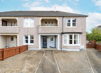 Thumbnail 2 bed flat for sale in Windsor Crescent, Maddiston, Falkirk