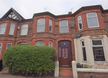 Thumbnail 3 bed terraced house to rent in Woodchurch Road, Prenton