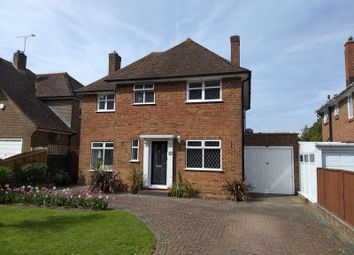 Thumbnail 3 bedroom detached house for sale in Ilex Way, Goring-By-Sea, Worthing