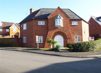 Thumbnail 4 bed detached house for sale in Redbourne Drive, Weston, Crewe, Cheshire