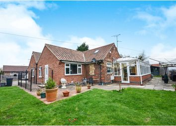 Thumbnail 4 bedroom detached bungalow for sale in Laburnum Garth, York