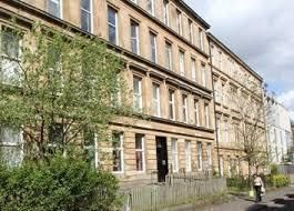 Thumbnail 4 bed flat to rent in Hill Street, Glasgow