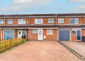 Thumbnail 3 bed terraced house for sale in Blackburn Road, Barwell, Leicestershire
