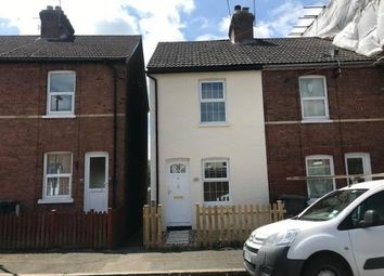 Thumbnail 2 bedroom end terrace house for sale in Nelson Avenue, Tonbridge, Kent, Uk