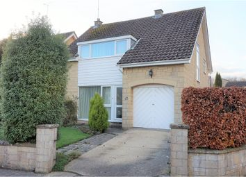 Thumbnail 3 bed detached house for sale in St. James's Close, Yeovil